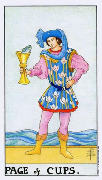 Ý nghĩa biểu tượng 78 lá bài Tarot theo chuẩn Rider Waite Smith 47