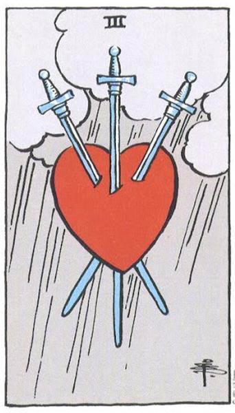 Ý nghĩa biểu tượng 78 lá bài Tarot theo chuẩn Rider Waite Smith 53