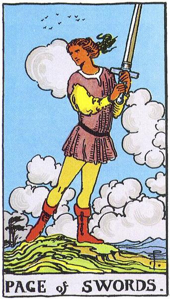 Ý nghĩa biểu tượng 78 lá bài Tarot theo chuẩn Rider Waite Smith 61