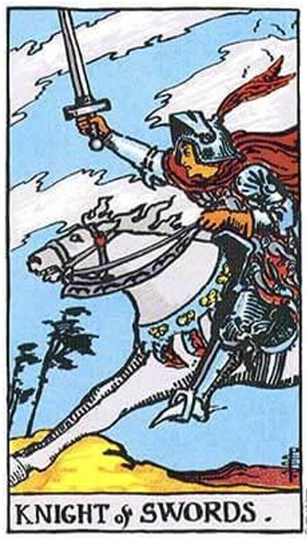 Ý nghĩa biểu tượng 78 lá bài Tarot theo chuẩn Rider Waite Smith 62