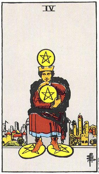 Ý nghĩa biểu tượng 78 lá bài Tarot theo chuẩn Rider Waite Smith 68