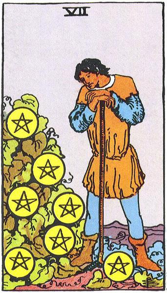 Ý nghĩa biểu tượng 78 lá bài Tarot theo chuẩn Rider Waite Smith 71