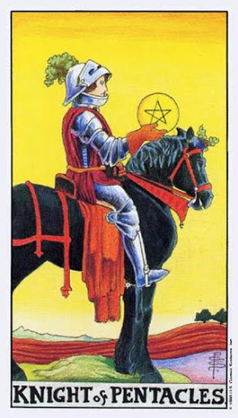 Ý nghĩa biểu tượng 78 lá bài Tarot theo chuẩn Rider Waite Smith 76