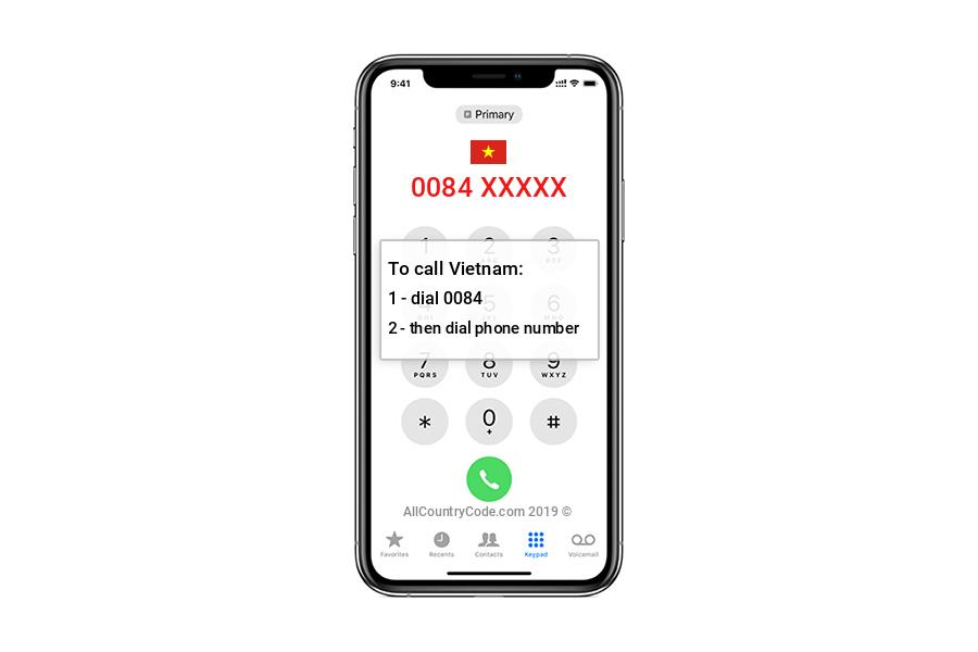Các cuộc gọi từ nước ngoài về Việt Nam đều phải bấm +84 thì mới có thể gọi được đến số cần liên lạc.
