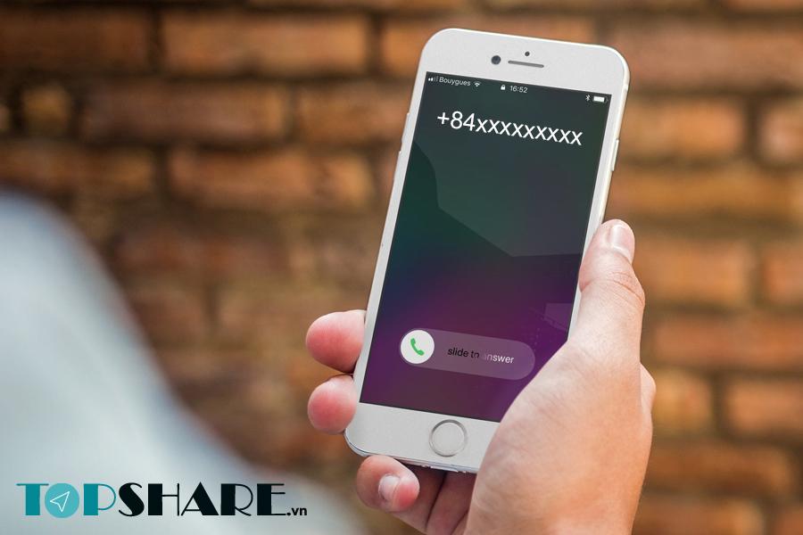 Đầu số +84xxxxxxxxx là biểu thị cho việc đây là số lạ, lần đầu tiên nhắn tin hoặc gọi điện cho bạn.
