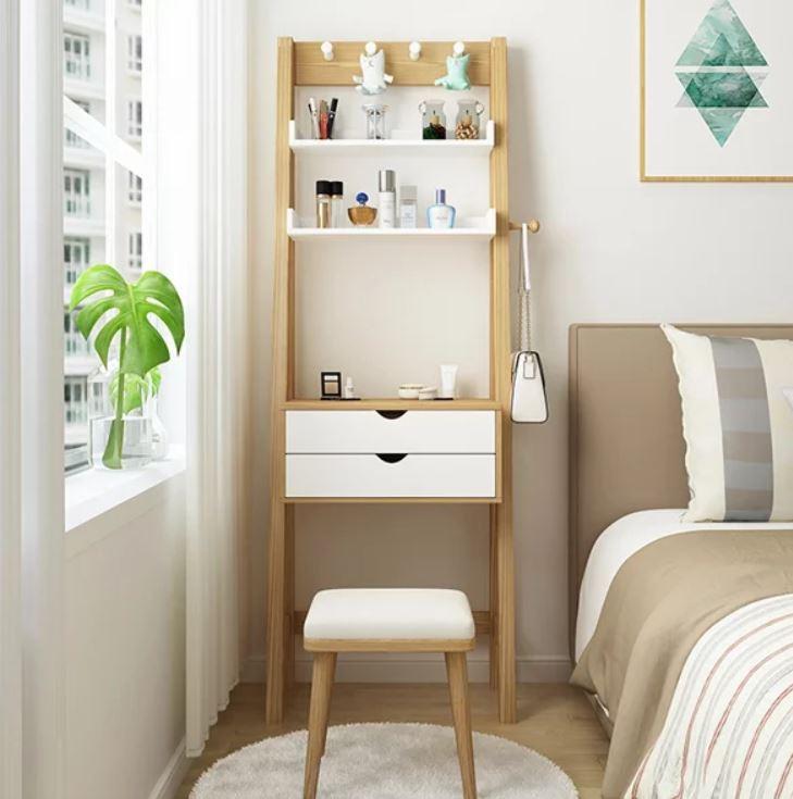 Top 10 ý tưởng đơn giản làm rộng không gian phòng ngủ chật hẹp, bạn nên biết 4