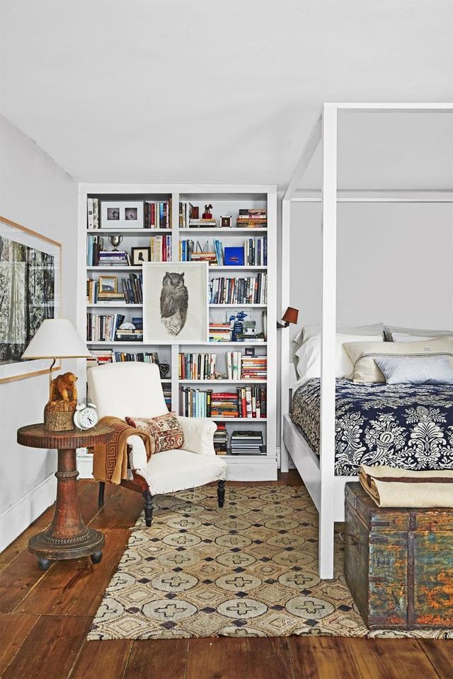Top 10 ý tưởng đơn giản làm rộng không gian phòng ngủ chật hẹp, bạn nên biết 6