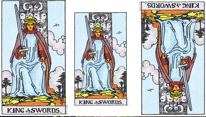Ý nghĩa lá bài King Of Swords trong Tarot theo chuẩn Rider Waite Smith
