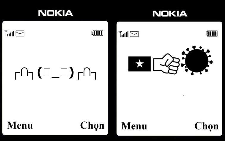 Hình nền điện thoại cục gạch, hình nền 1280