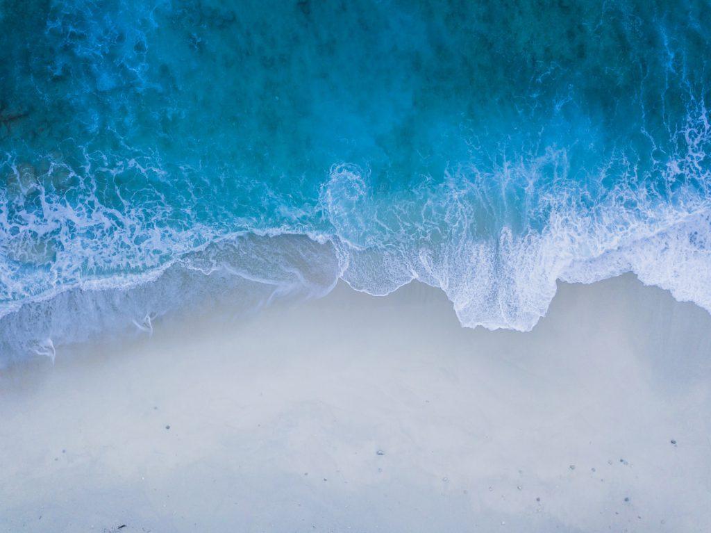 Hình nền sóng biển đẹp (kích thước lớn 1950x1300)