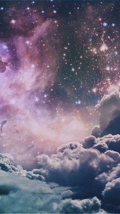 Hình nền điện thoại Full HD siêu đẹp về cảnh mây cuối chiều