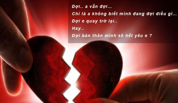 Những câu nói hay về tình yêu buồn khóc
