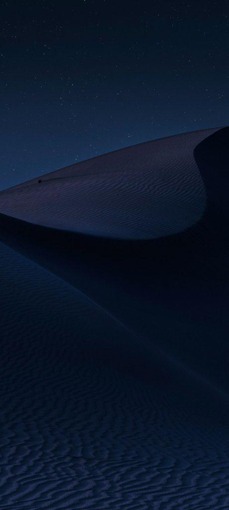 Hình nền Note 20, Note 20 Ultra cảnh đêm đẹp trên sa mạc