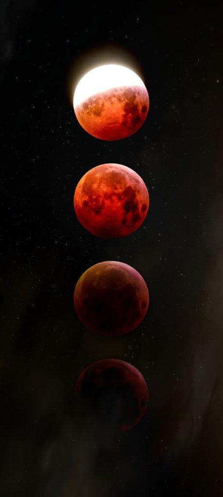 Hình nền Note 20, Note 20 Ultra các hành tinh