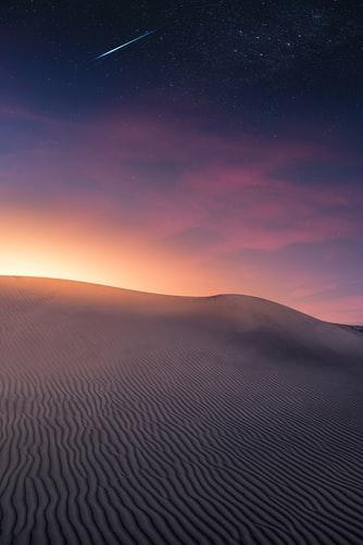 Hình nền điện thoại iPhone cảnh sa mạc cực đẹp
