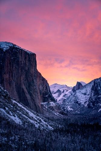Hình nền đồi núi cực ngầu dành cho iPhone 6, iPhone 6S, iPhone 6 Plus