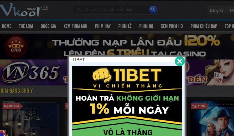 Trang xem phim Phim.vkool.net