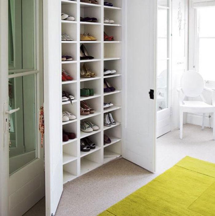 Tủ đựng giày dép nhiều tầng nhiều ngăn