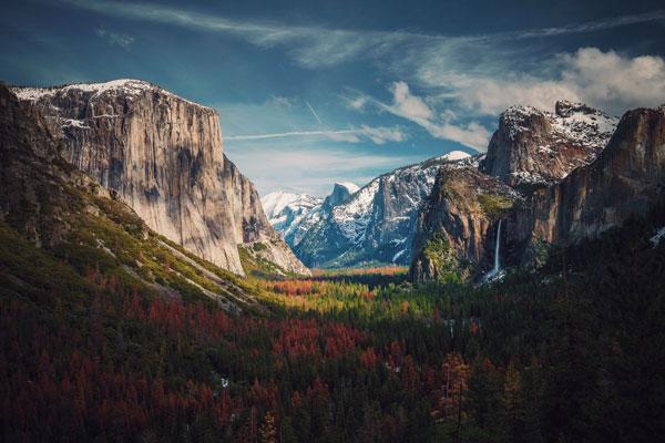 Hình nền dành cho máy tính cảnh đồi núi đẹp