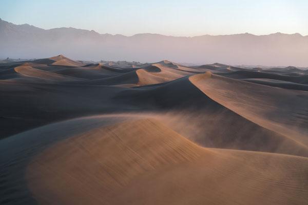 Hình nền dành cho máy tính sa mạc hoang vu nhưng nhìn cực đẹp