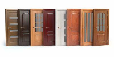 TOP 50 mẫu cửa gỗ công nghiệp đẹp nhất hiện nay