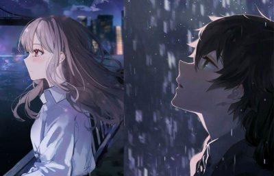 Hình ảnh Anime buồn đẹp