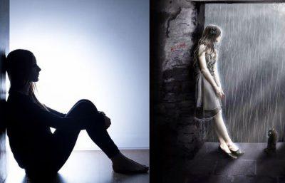 Hình ảnh buồn, cô đơn đẹp, chất ngầu