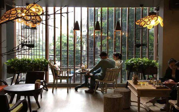 Top 5 quán cafe làm việc tốt nhất tại TP HCM