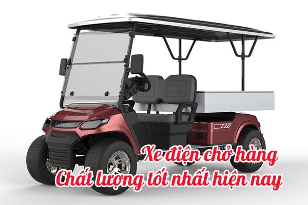 Xe điện chở hàng