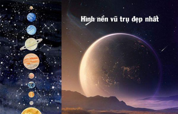 Hình nền vũ trụ đẹp nhất