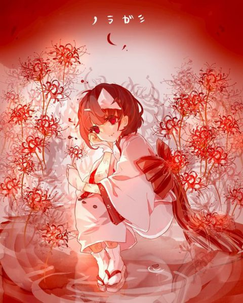 Hoa bỉ ngạn anime