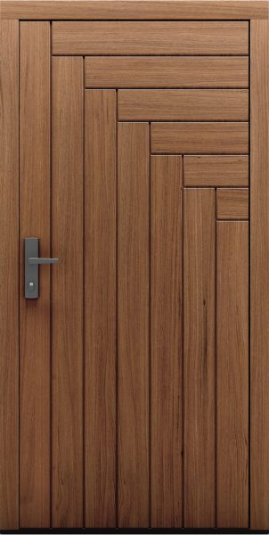 Mẫu cửa gỗ 1 cánh 2022